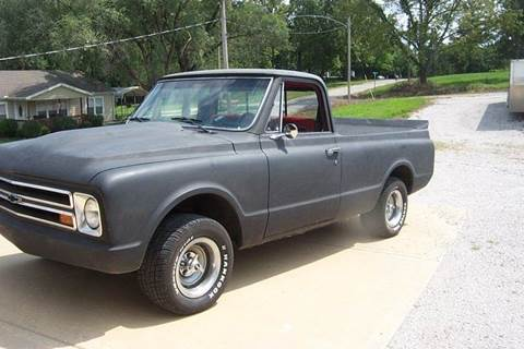 1967 Chevrolet C/K 10 Series for sale in West Line, MO