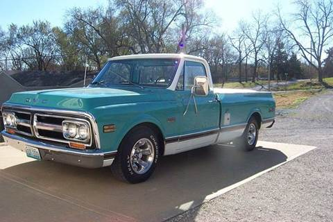 1971 GMC C/K 1500 Series for sale in West Line, MO