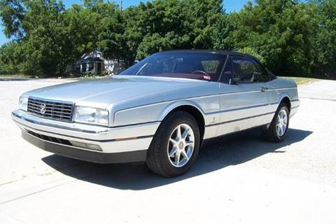 1987 cadillac allante for sale in west line mo. Cars Review. Best American Auto & Cars Review