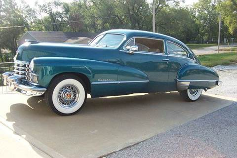 1947 Cadillac Series 62 for sale in West Line, MO