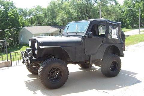 1981 Jeep CJ-5 for sale in West Line, MO
