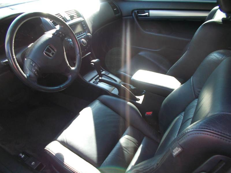 2004 Honda Accord EX V-6 2dr Coupe - San Antonio TX