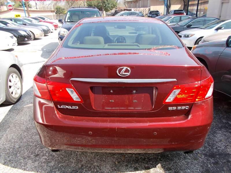 2010 Lexus ES 350 4dr Sedan - San Antonio TX