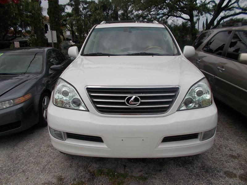 2005 Lexus GX 470 4WD 4dr SUV - San Antonio TX