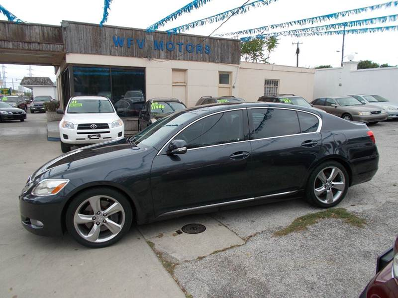 2008 Lexus GS 350 4dr Sedan - San Antonio TX