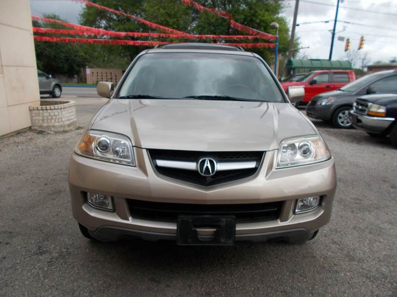 2006 Acura MDX AWD Touring 4dr SUV w/Navi and Entertainment System - San Antonio TX