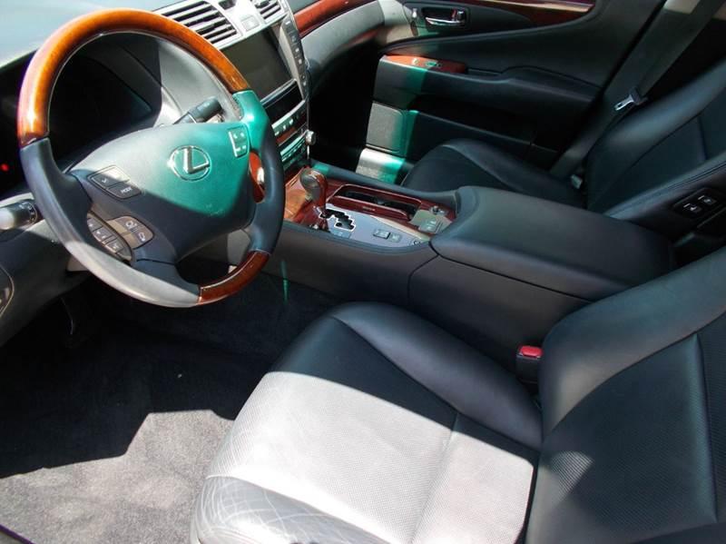 2010 Lexus LS 460 4dr Sedan - San Antonio TX