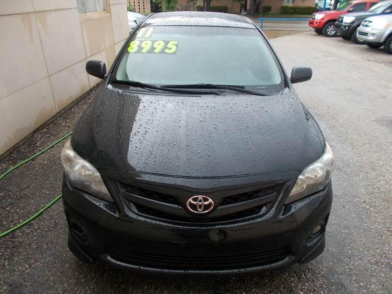 2011 Toyota Corolla S 4dr Sedan 4A - San Antonio TX