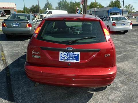 2004 Ford Focus for sale in Saint Marys, OH