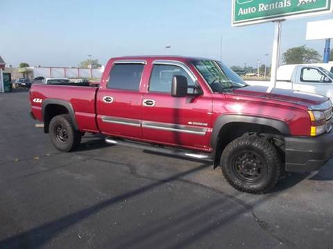 2007 Chevrolet Silverado 2500HD Classic for sale in Saint Marys, OH