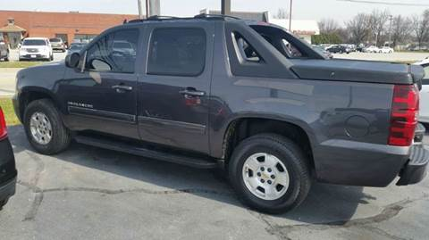 2011 Chevrolet Avalanche for sale in Saint Marys, OH