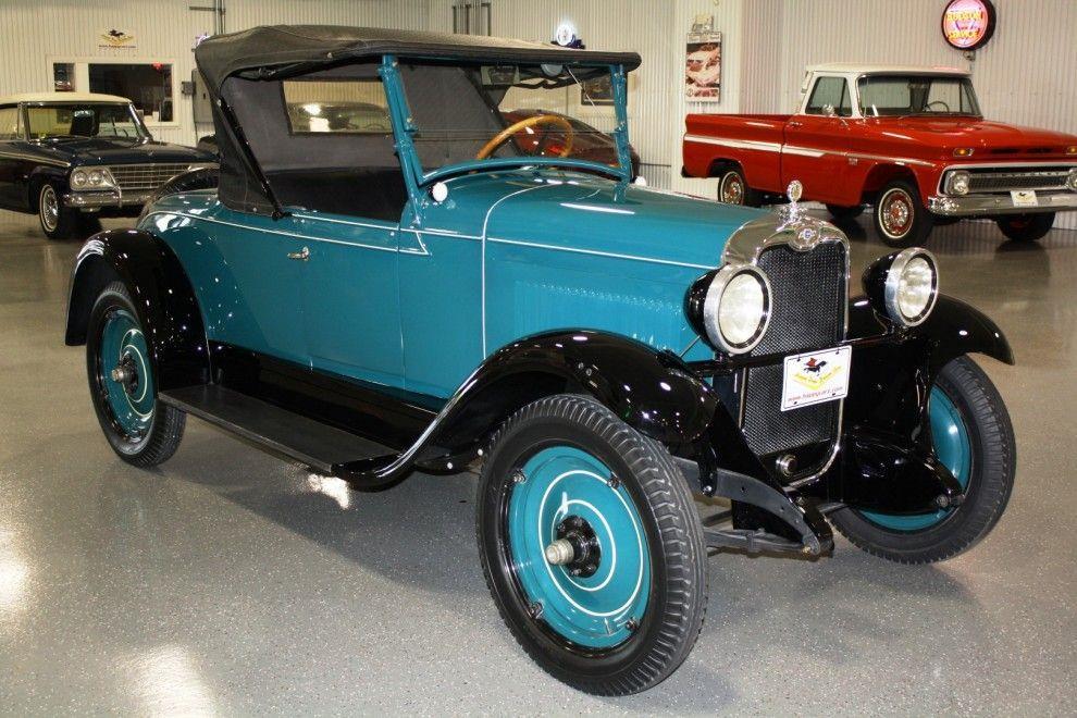 1928 Chevrolet NATIONAL SERIES AB 2 DOOR ROAD