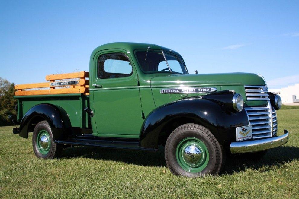 1941 GMC 1/2 TON