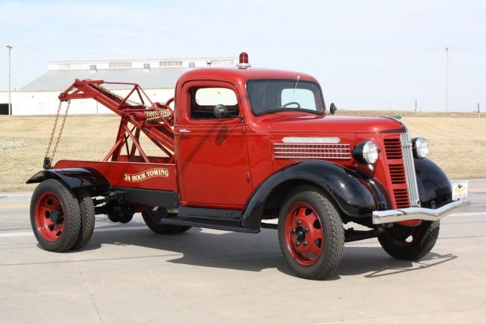 1937 GMC MODEL T16B