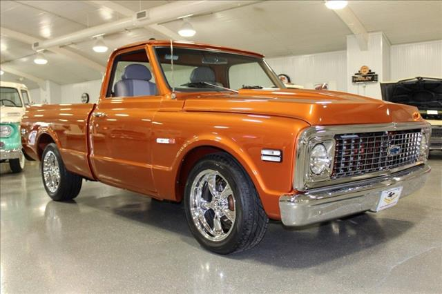 1972 Chevrolet CHEYENNE 1/2 TON CUSTOM PRO-TOUR SHORT BED PICKUP