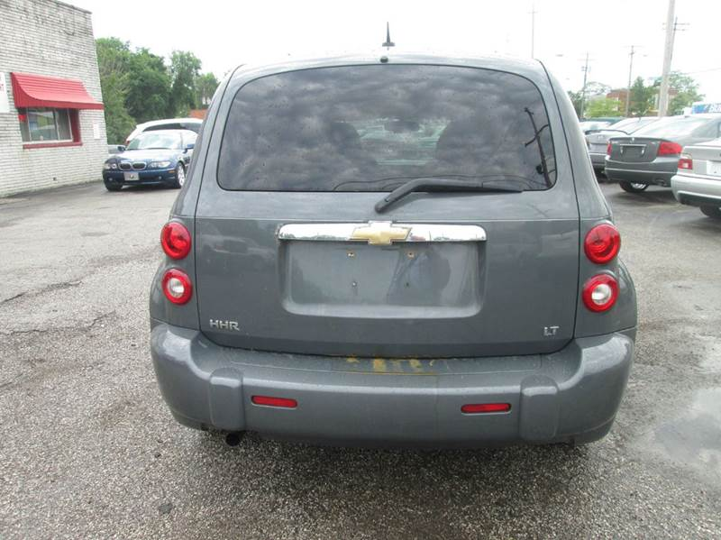 2008 Chevrolet HHR LT 4dr Wagon - Maple Heights OH