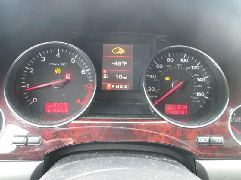 2006 Audi A8 AWD quattro 4dr Sedan - Maple Heights OH