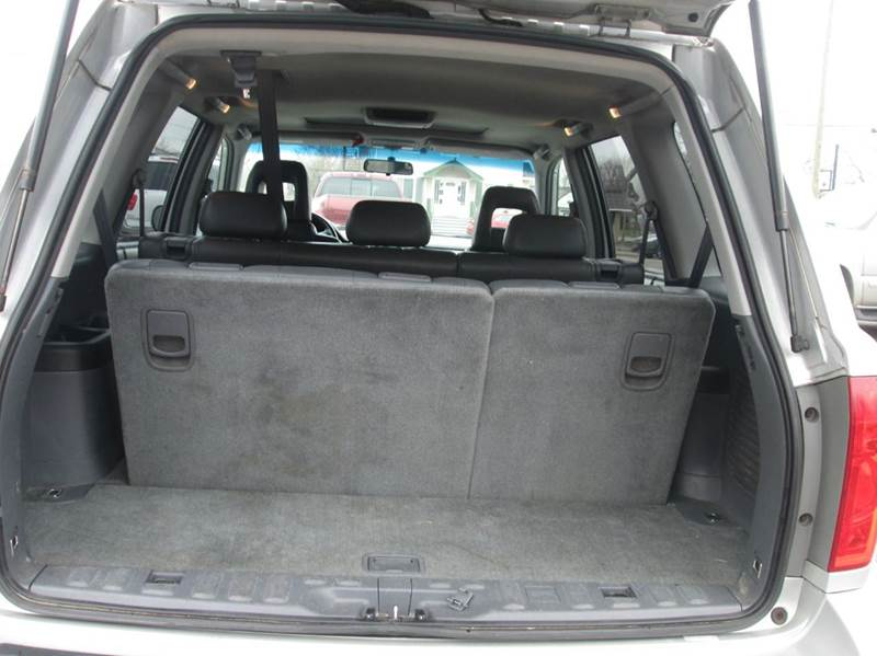 2005 Honda Pilot 4dr EX-L 4WD SUV w/Leather and Entertainment System - Maple Heights OH
