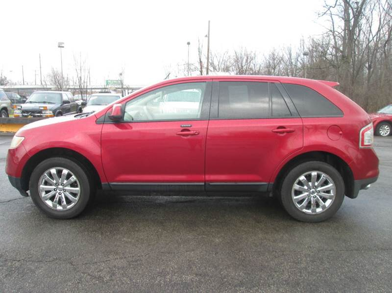 2007 ford edge sel plus awd 4dr suv in maple heights oh central motorcars. Black Bedroom Furniture Sets. Home Design Ideas