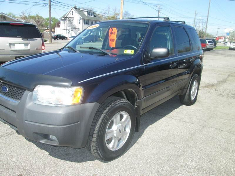 2004 Ford Escape XLT 4WD 4dr SUV - Maple Heights OH