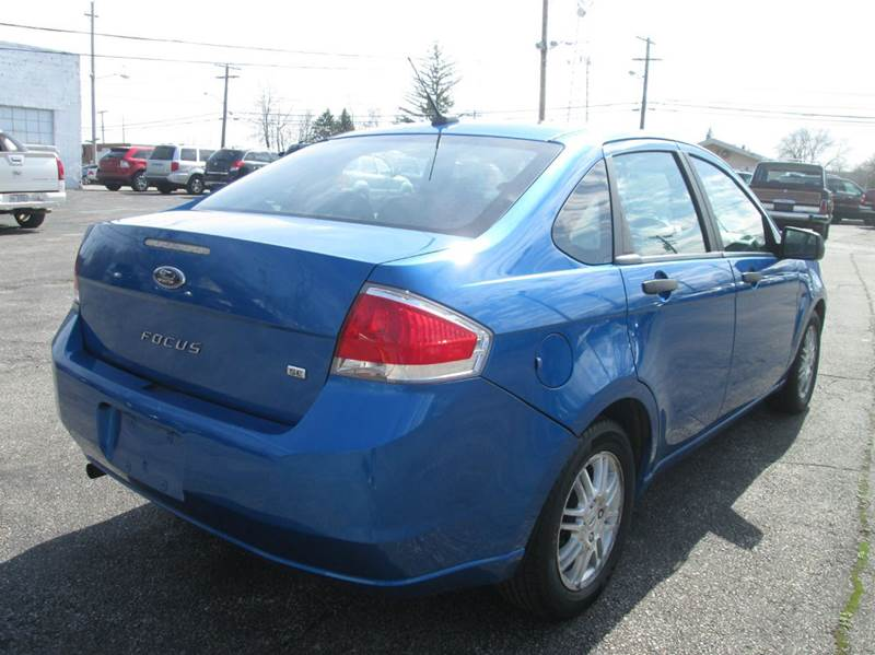 2011 Ford Focus SE 4dr Sedan - Maple Heights OH