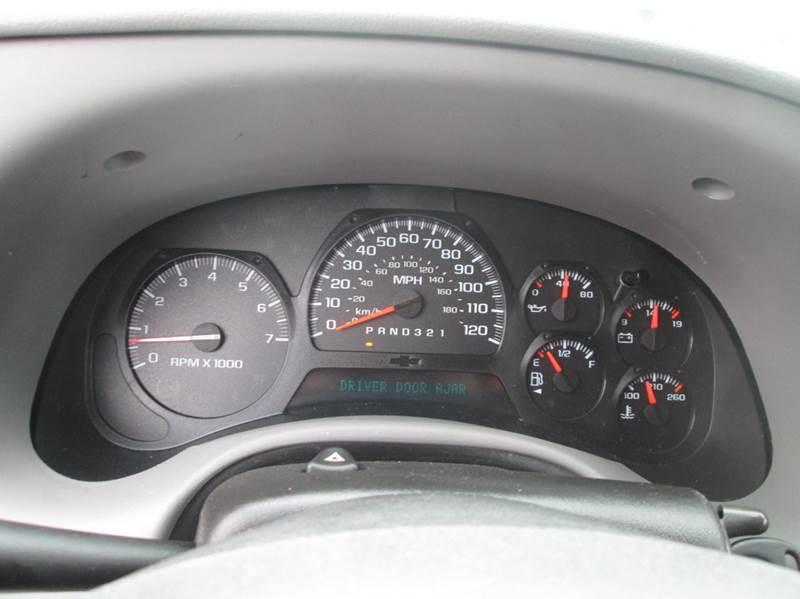 2007 Chevrolet TrailBlazer LT 4dr SUV - Maple Heights OH