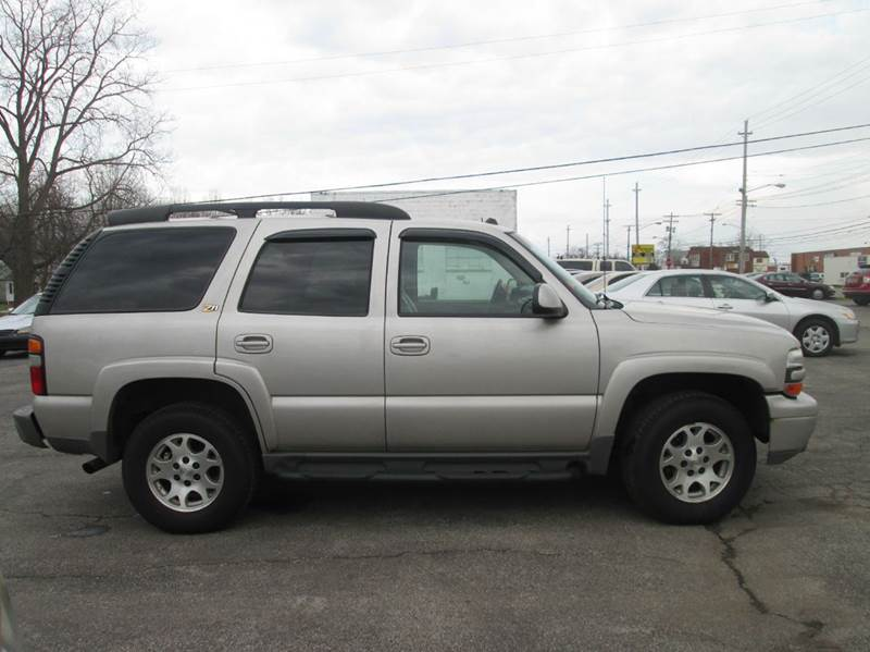 2004 Chevrolet Tahoe Z71 4WD 4dr SUV - Maple Heights OH