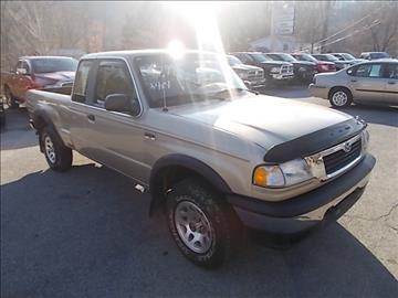1999 Mazda B-Series Pickup for sale in Mahaffey, PA