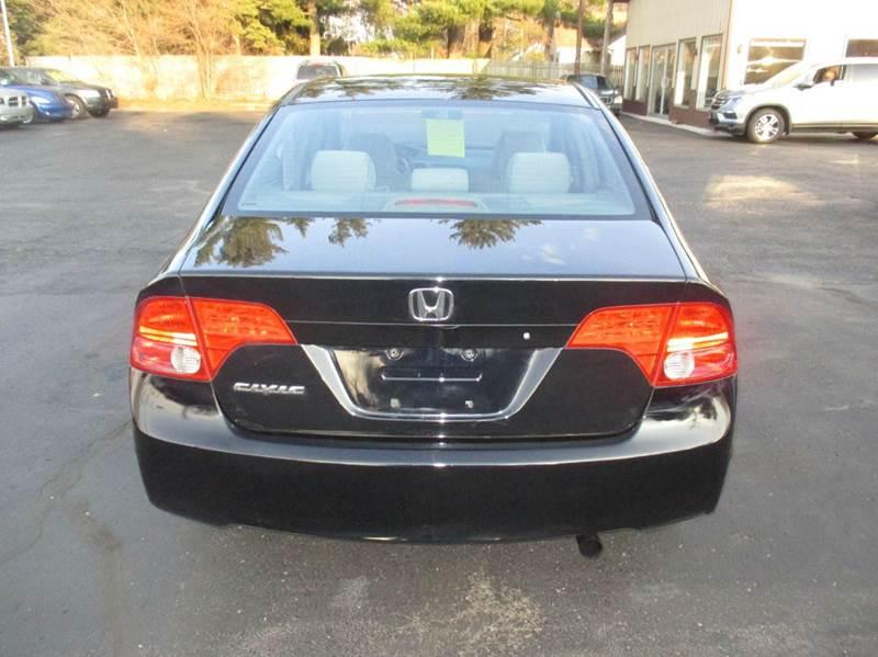2008 Honda Civic LX 4dr Sedan 5A - Mishawaka IN
