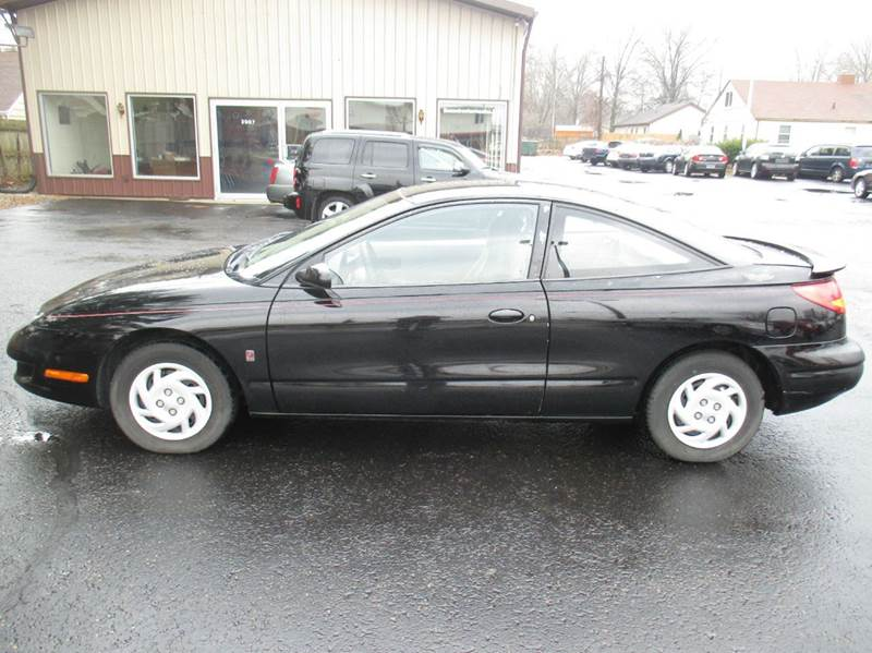 1998 Saturn S-Series SC1 2dr Coupe - Mishawaka IN