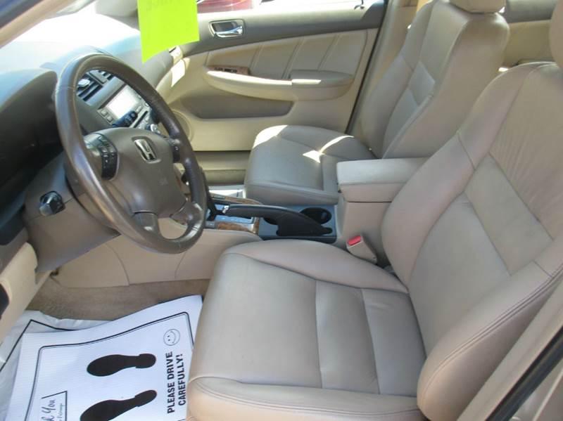 2005 Honda Accord Hybrid 4dr Sedan - Mishawaka IN