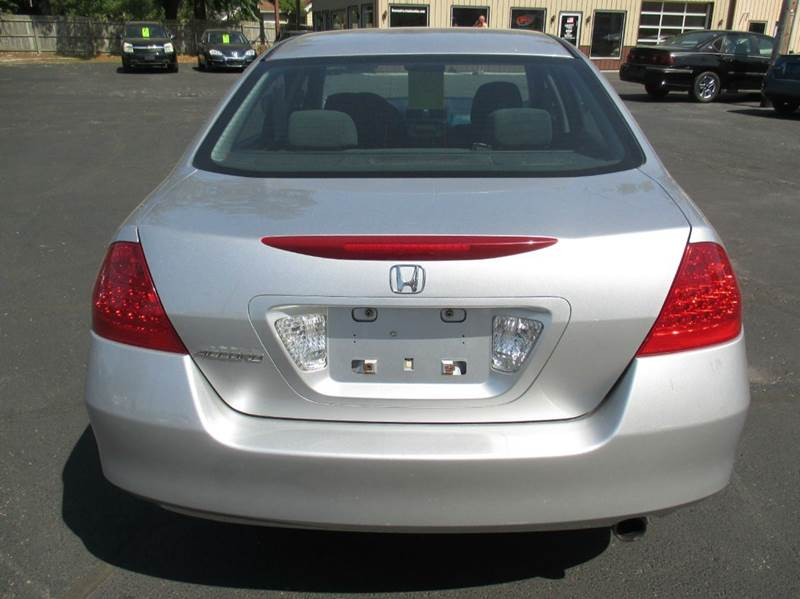 2007 Honda Accord Value Package 4dr Sedan (2.4L I4 5A) - Mishawaka IN