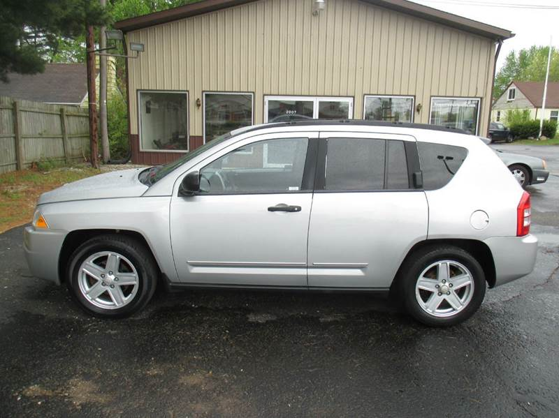2008 Jeep Compass 4x4 Sport 4dr SUV w/CJ1 - Mishawaka IN