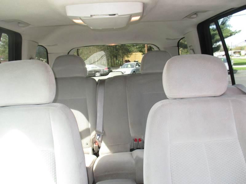 2007 Chevrolet TrailBlazer LS 4dr SUV 4WD - Mishawaka IN