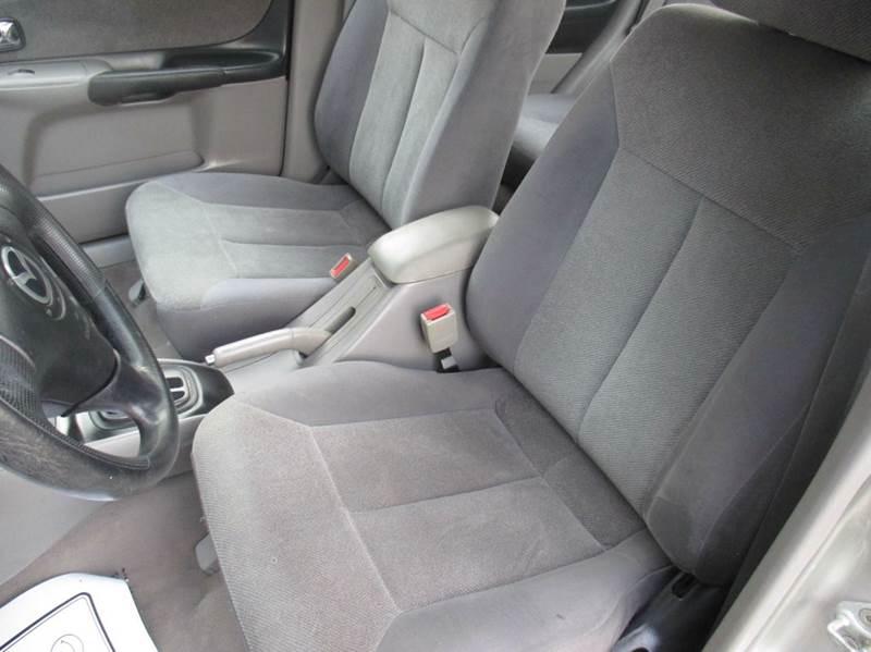 2002 Mazda Protege LX 4dr Sedan - Mishawaka IN