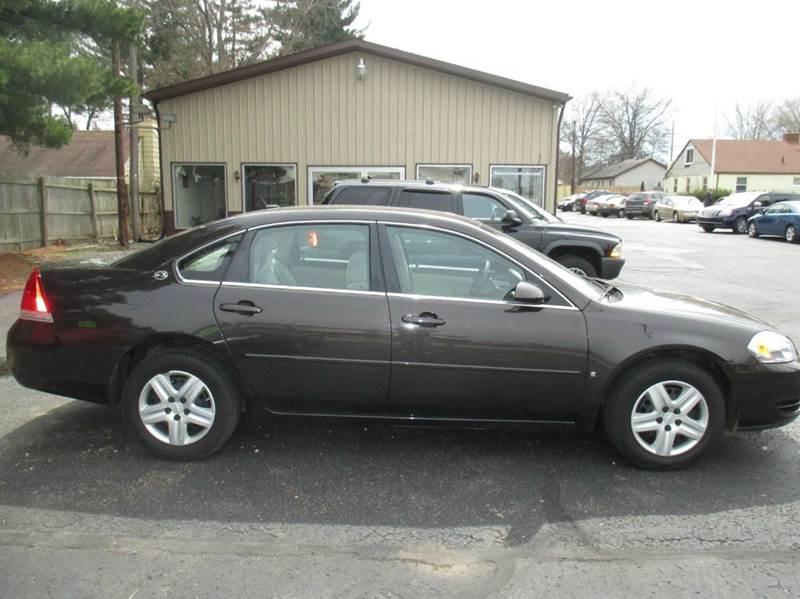 2008 Chevrolet Impala LS 4dr Sedan - Mishawaka IN