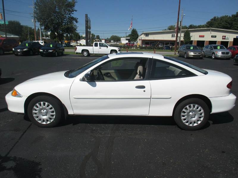 2002 Chevrolet Cavalier LS 2dr Coupe - Mishawaka IN