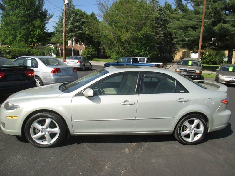 2006 Mazda MAZDA6 s 4dr Sedan - Mishawaka IN