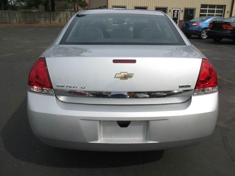 2011 Chevrolet Impala LT Fleet 4dr Sedan w/2FL - Mishawaka IN