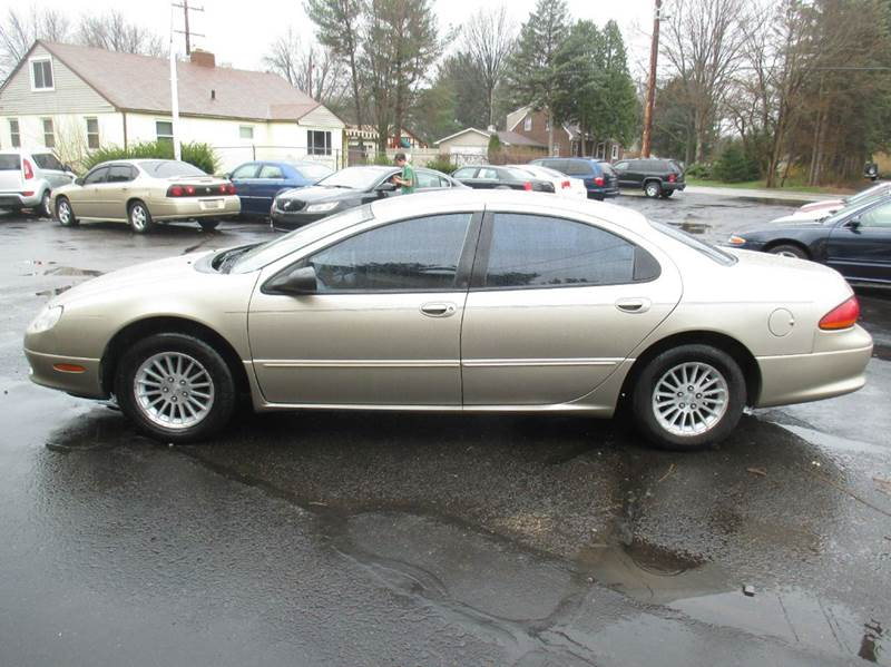 2004 Chrysler Concorde LXi 4dr Sedan - Mishawaka IN