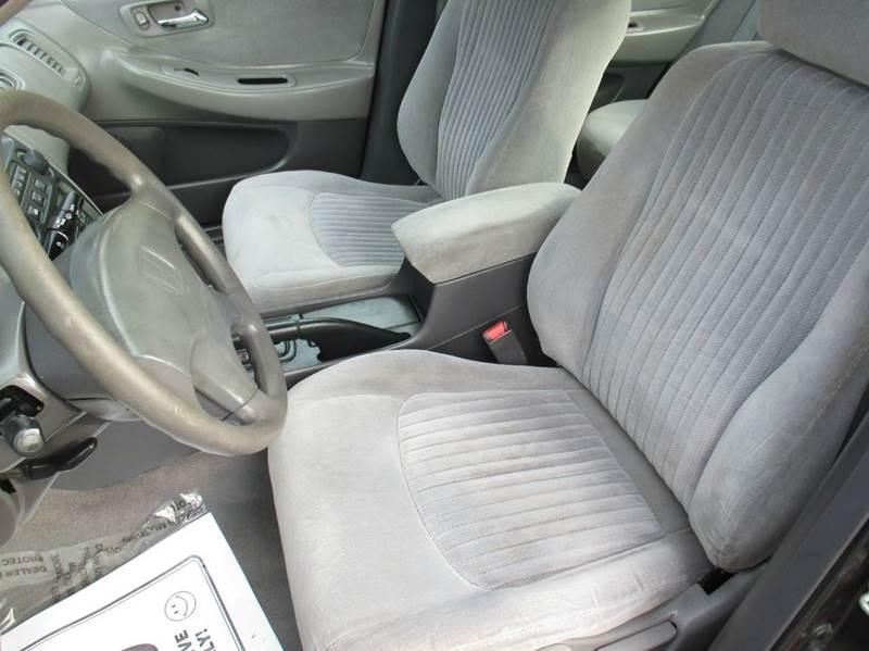 1998 Honda Accord LX 4dr Sedan - Mishawaka IN