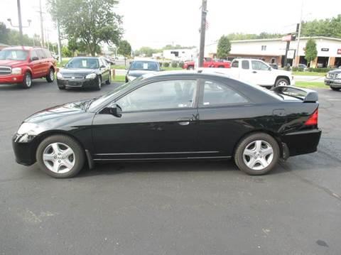 2005 Honda Civic for sale in Mishawaka, IN