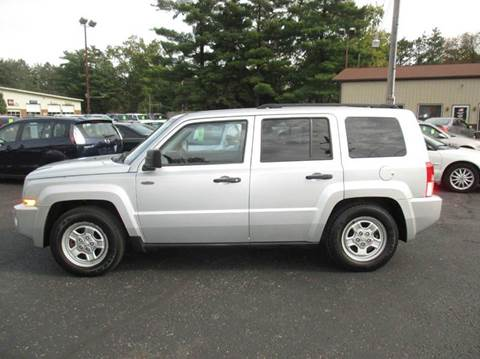 2009 Jeep Patriot for sale in Mishawaka, IN