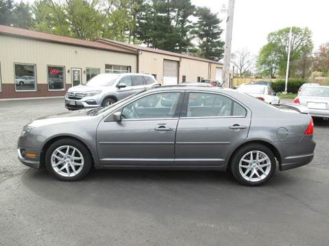 2010 Ford Fusion for sale in Mishawaka, IN