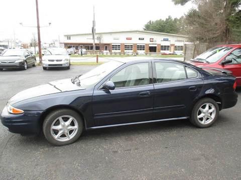 2001 Oldsmobile Alero for sale in Mishawaka, IN