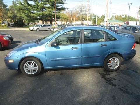 2001 Ford Focus for sale in Mishawaka, IN