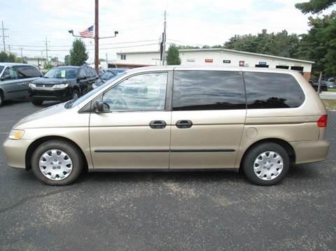 2001 Honda Odyssey for sale in Mishawaka, IN