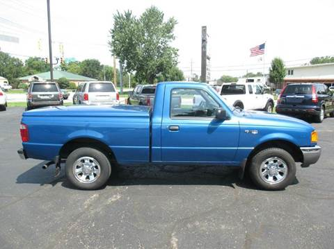 2001 Ford Ranger for sale in Mishawaka, IN