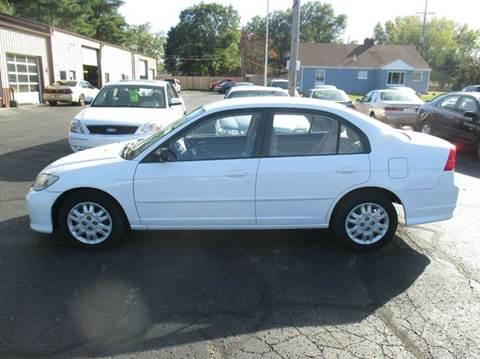 2004 Honda Civic for sale in Mishawaka, IN