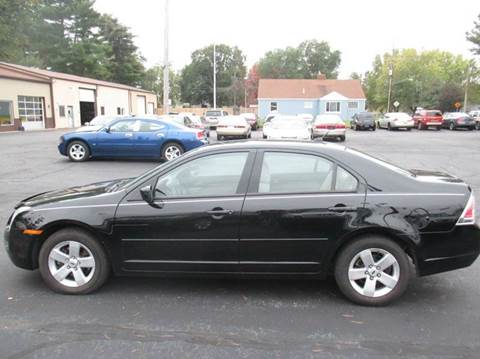 2007 Ford Fusion for sale in Mishawaka, IN